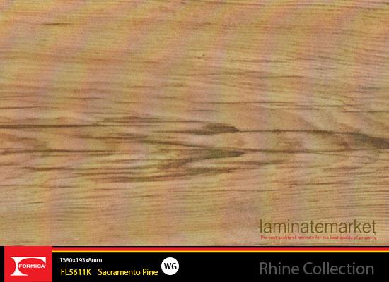 พื้นไม้ลามิเนต Formica FL5611k